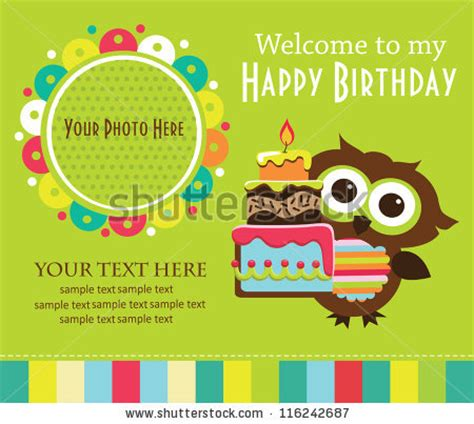 kids birthday party free vector 4vector