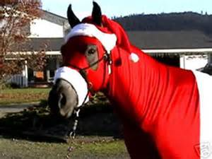 Christmas Horse Dress Up Ideas » Home Design 2017