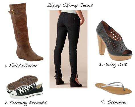 Vero Zippy Dress shoes to wear with