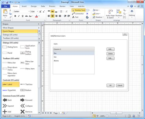 visio mockup visio wireframes 28 images march 2011 salaudeen rajack