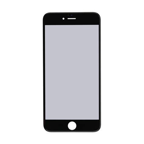 iphone   black front frame  hot glue fixezcom