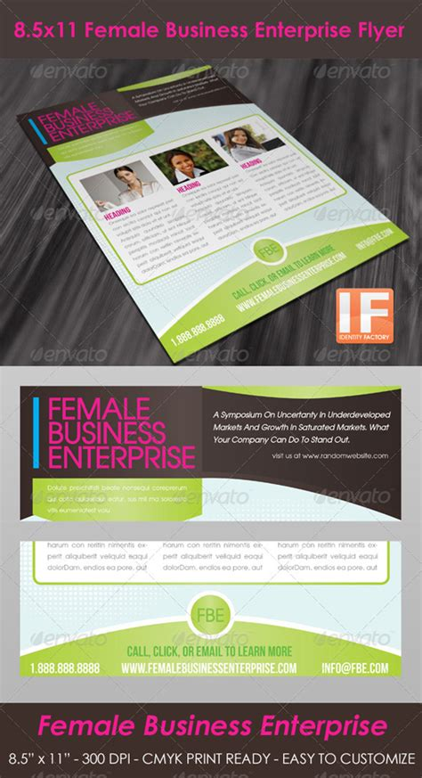 16 fantastic indesign flyer templates