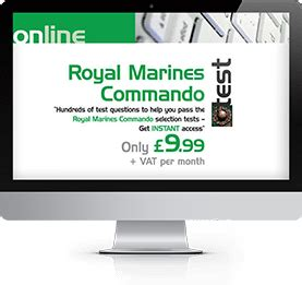 royal marines tests 2018 | how2become.com