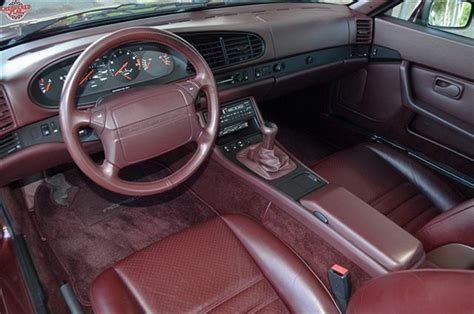 how does cars work 1987 porsche 944 interior lighting 1987 porsche 944 with less than 6k miles is an expensive ride back in time carscoops