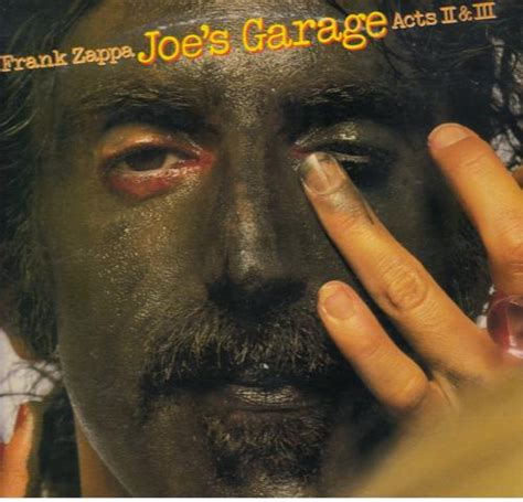 Joe S Garage Frank Zappa by Other Lps Other Formats Frank Zappa Joe S