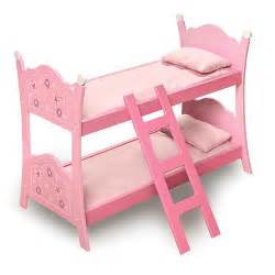 Baby Doll Bunk Beds Blossoms And Butterflies Baby Doll Bunk Bed Toysrus