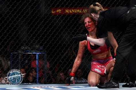 miesha tate talks bad blood with ronda rousey i feel miesha tate after her fight with cat zingano was stopped