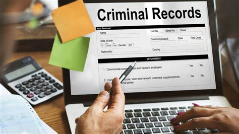 Criminal Record Restrictions Travel Criminal History Check Archives Pre Employment Inc