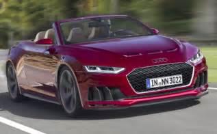 Audi Sport The 2017 Audi Sport Quattro