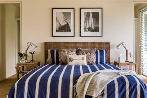 How To Style A Bedroom On A Budget How To Create Nautical Bedrooms On Any Budget Home