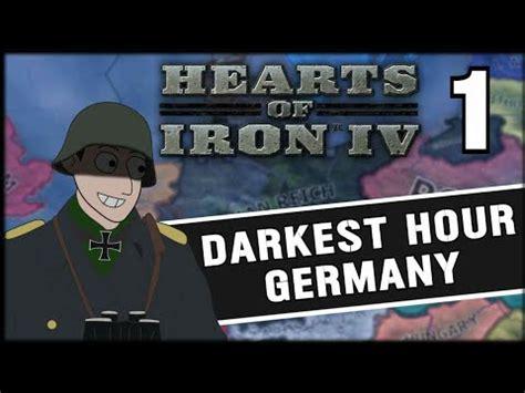 darkest hour empire creating an empire hearts of iron 4 darkest hour mod