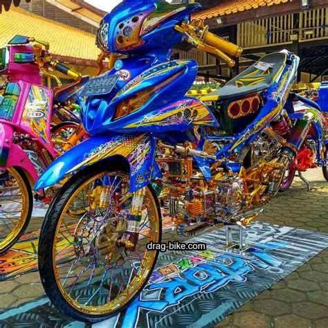 Modifikasi Jupiter Mx Dengan Batok Jupiter Z by Velgy Motor