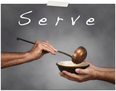 what to serve a new paradigm on serving daniel im