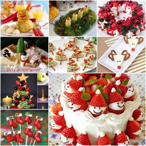 10 diy creative christmas food ideas
