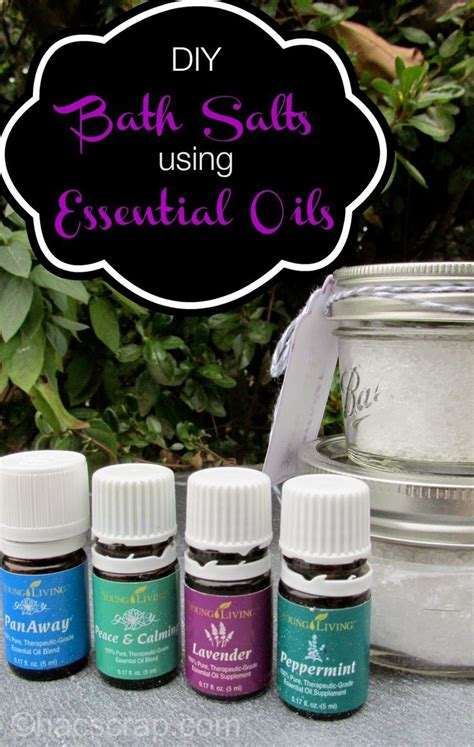 essential oils on salt l 1000 ideas about baby essential oils on pinterest young