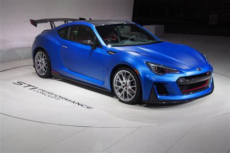 Subaru Brz Sti Price by 2018 Subaru Brz Sti Price 2018 Car Reviews