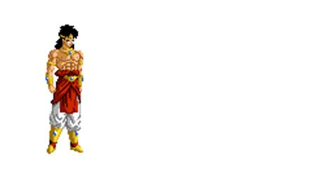 imagenes de goku animado brolly animations