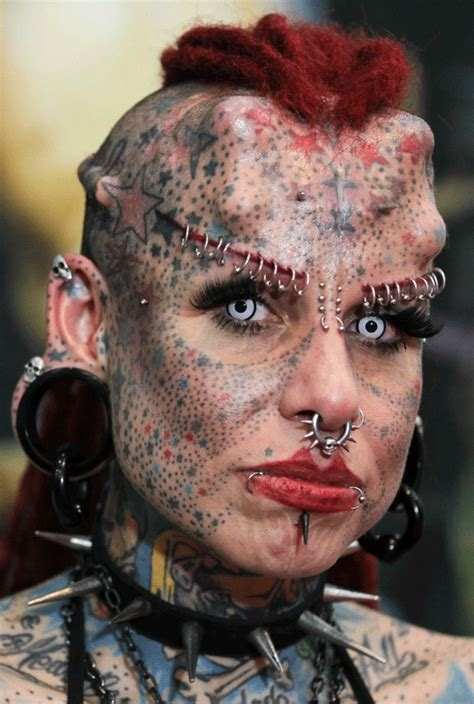 extreme tattoo body piercing top 1o incredible body modifications