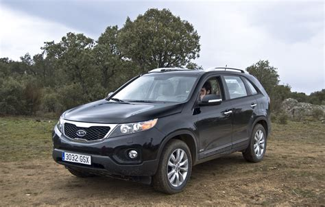 Kia Sorento Used 2010 2010 Kia Sorento Ii Pictures Information And Specs