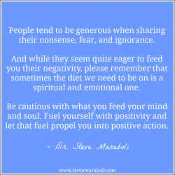 People tend to be generous when sharing their nonsense fear and