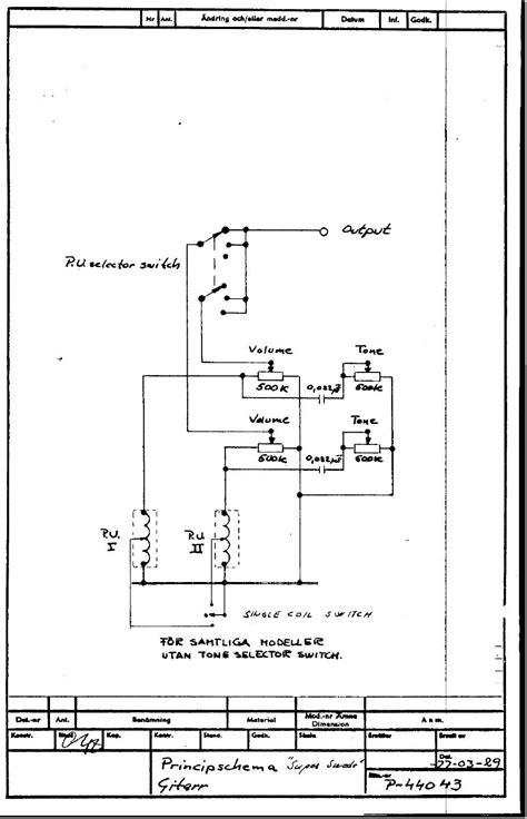 hagstr 246 m schematics