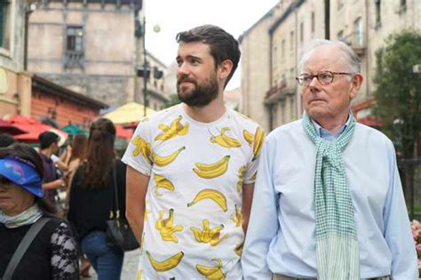 michael whitehall jack travels with my father on netflix what jack and michael