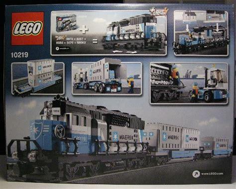 Lego Creator 10219 Maerks legotrein forum legotrain forum onderwerp bekijken nieuw trein new set 10219