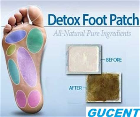Detox Foot Patches by Gucent Marketing Detox Foot Patch Php175 10 Patches Box