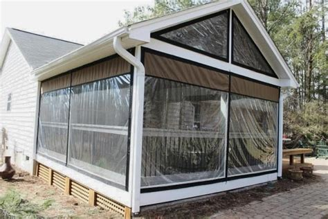 Vinyl Patio Enclosures 214 Best Images About Porch On Vinyls 3