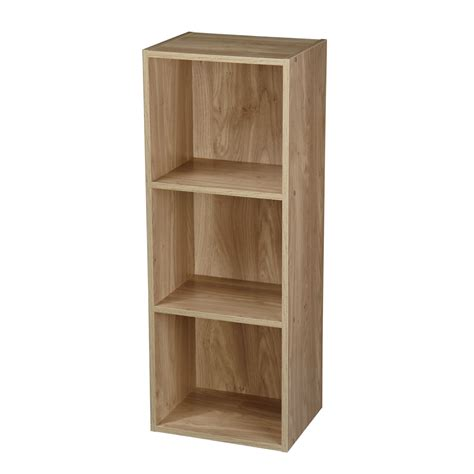 2 3 4 tier wooden bookcase display storage shelving