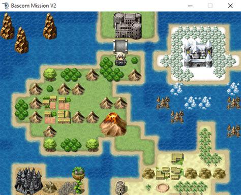 membuat game rpg tutorial game rpg maker membuat map ganti player dan