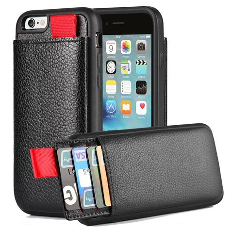 lameeku shockproof iphone 6plus 6s plus wallet cover