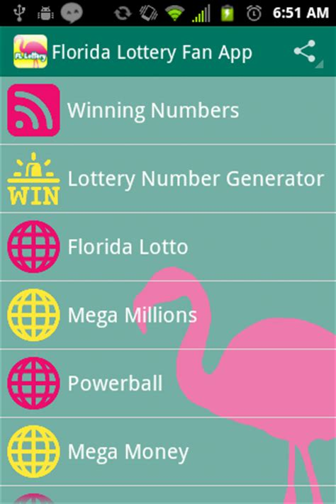 florida lottery results android apps on play