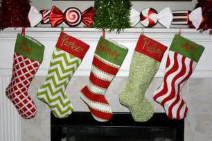 Personalized stockings by sweetlittlethings4u