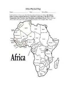 Africa River Map by Pics Photos Maps Of Rivers Lakes Of Africa Png