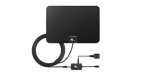 best tv antenna 2019 indoor hdtv antenna reviews for cord cutters nechstar