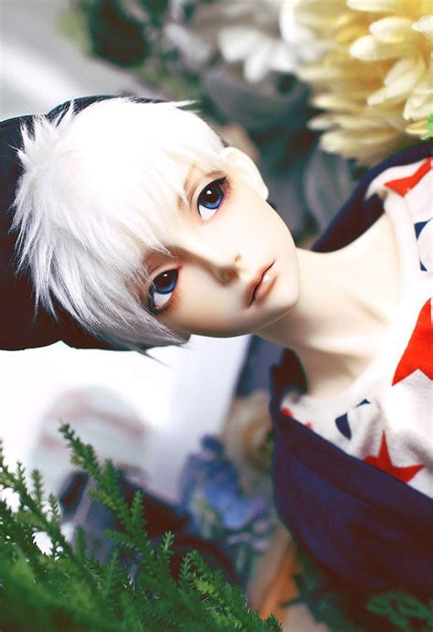 jointed dolls realistic 131 best bjd boys images on anime hairstyles