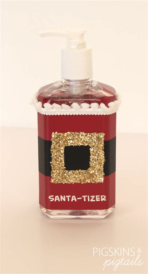christmas gufts for desk mates santa tizer in july pigskins pigtails