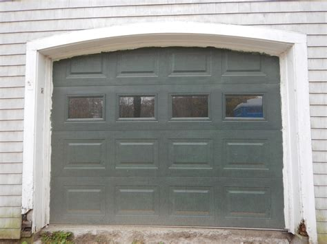 Garage Door Makeover Garage Door Makeover The Artful Interior