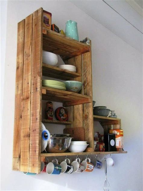 kitchen palette ideas pallet shelf ideas for kitchen pallet ideas recycled