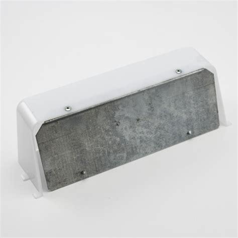 broan range hood light cover sntk7504000 broan range vent hood light cover ebay