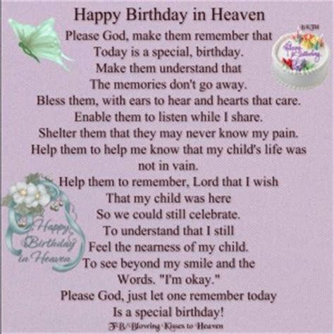 Happy Birthday To Someone Who Away Quotes Brother In Heaven Quotes Quotesgram