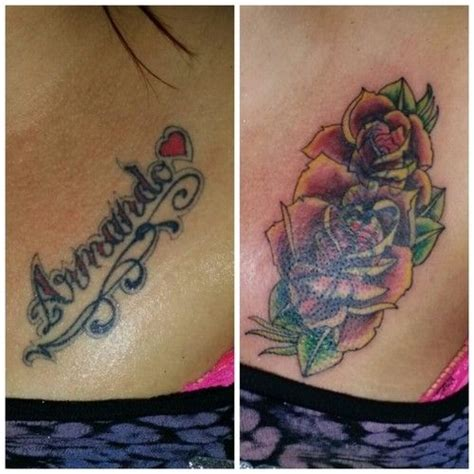 tattoo name cover up pin by on best ideas in the world