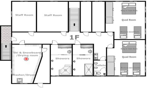hanok house floor plan hakuba house floor plan 1f hakuba house