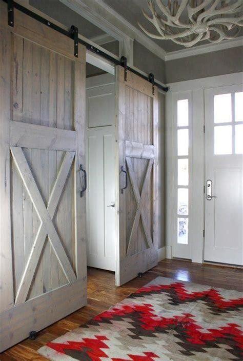 Closet Barn Door Barn Door Hardware For Closets