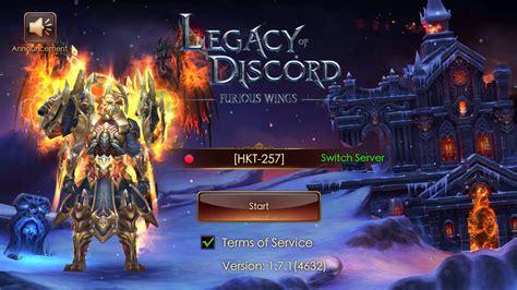 discord untuk pc cara bermain legacy of discord dengan mudah game hp android
