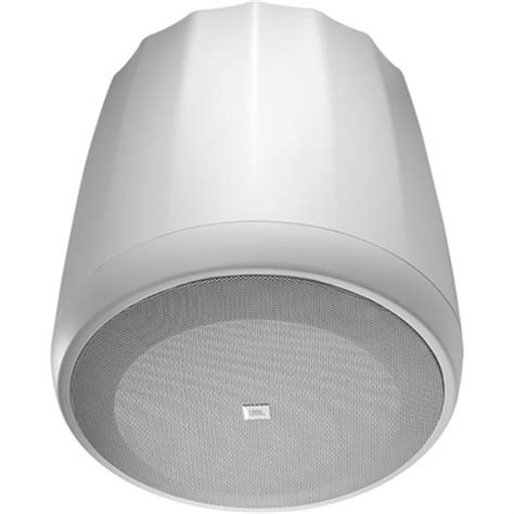 jbl pendant subwoofer with crossover white pair
