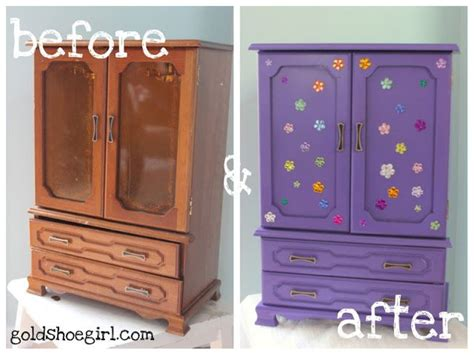 girl armoire i m not really all that crafty but i might actually try