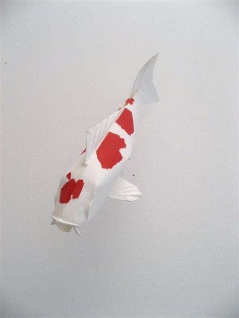 Origami Pond - origami koi i d to a swarm of them etsy