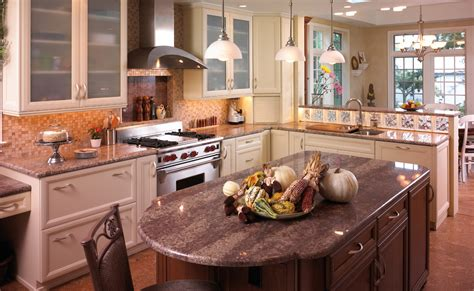 kitchen cabinets with functional comfort plain fancy